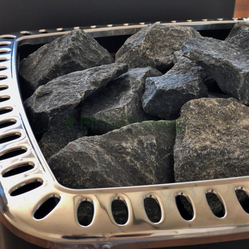 Sentiotec fatüzelésű szauna kályhák