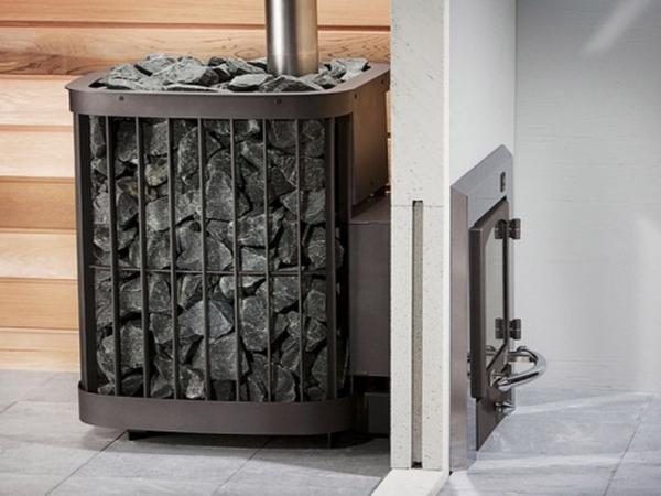 Kastor fatüzelésű szauna kályhák